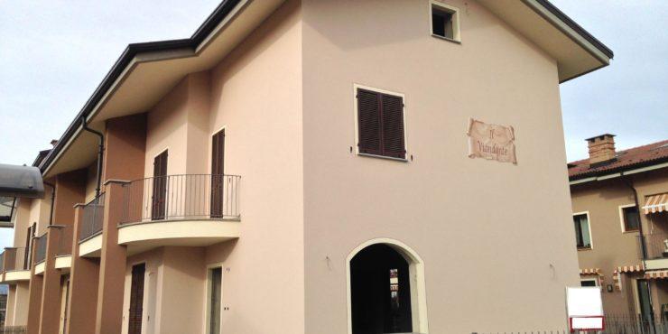 Villa a schiera angolare a Passatore