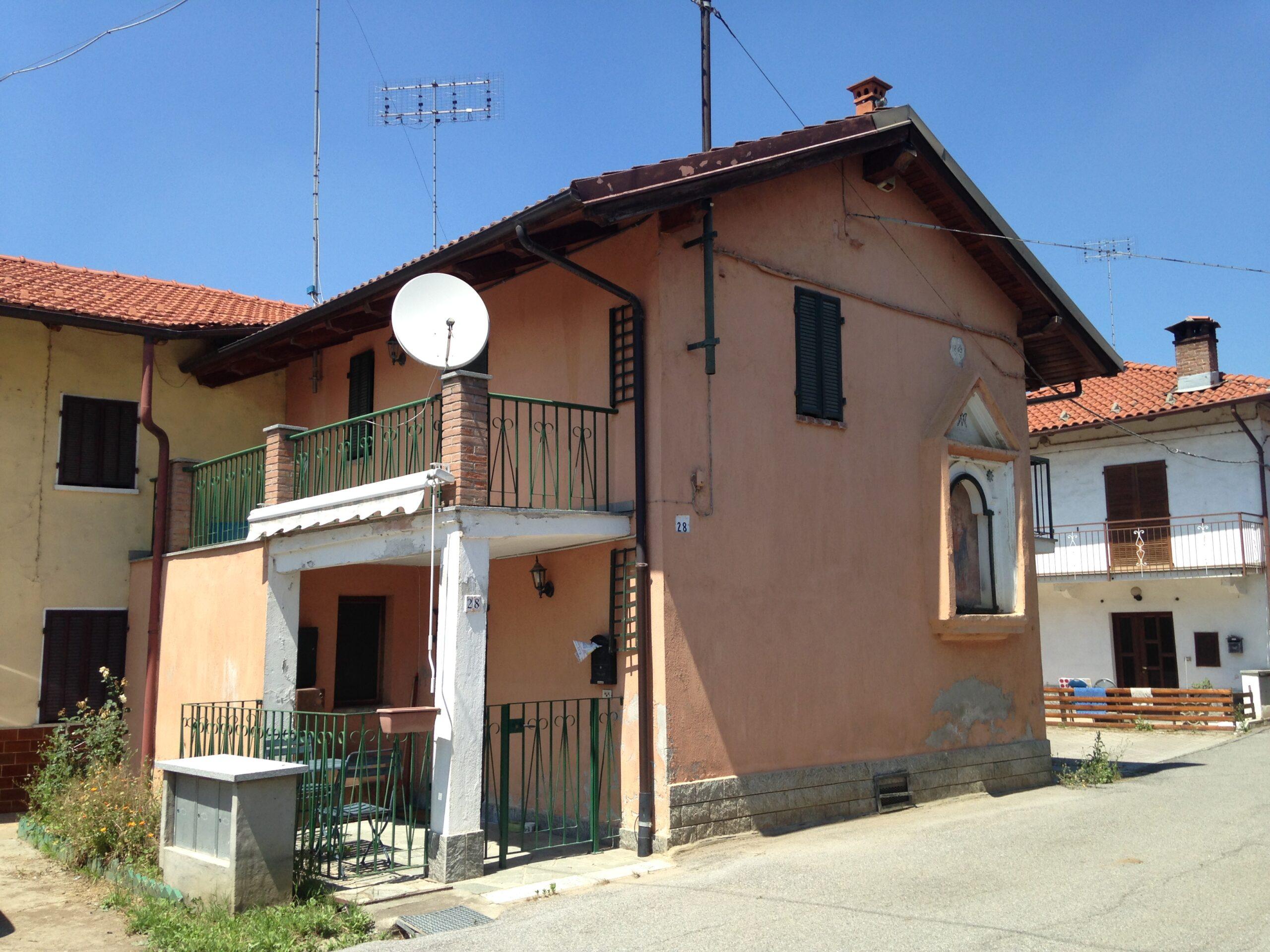 Porzione di casa a San Pietro del Gallo