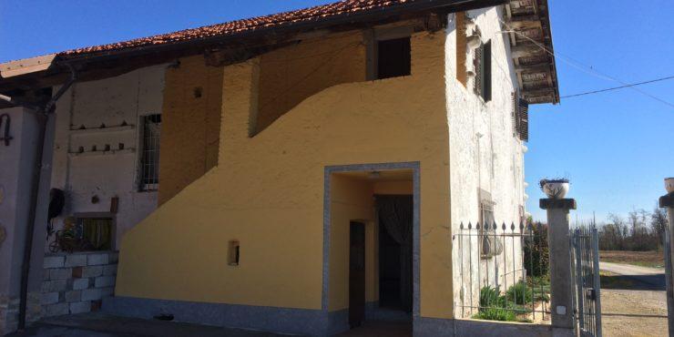 Porzione di casa a Peveragno