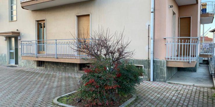 NuovoTrilocale in centro Roata Rossi
