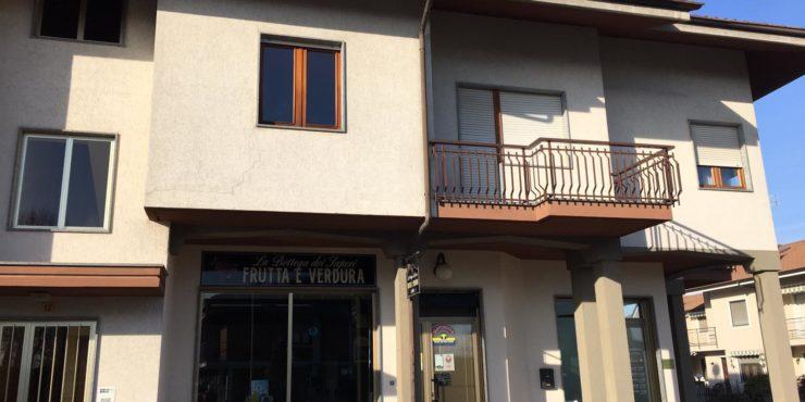 Trilocale in centro Roata Rossi