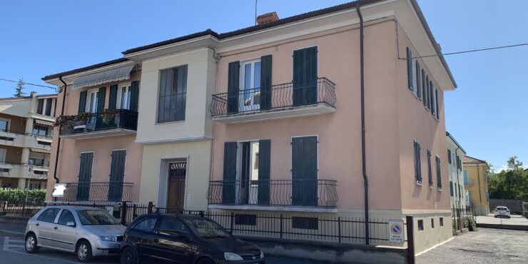 NuovoTrilocale in centro Borgo San Giuseppe
